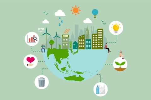 令和3年度3R取組企業支援事業のご案内<br>産業廃棄物排出業者・再生事業者向け